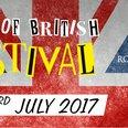 Best of British Festival Banner
