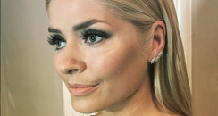 Holly Willoughby lashes