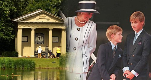 William and Harry to mark Diana's birthday with attractive gesture