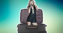 Taylor Swift Suitcase