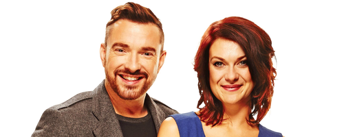 Ed and Gemma New Presenter Image