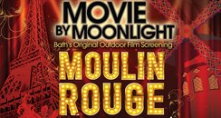 RUH, movie by moonlight, moulin rouge, bath