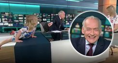 ITV News Toddler Takeover