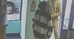 Peterborough Bookies Robbery